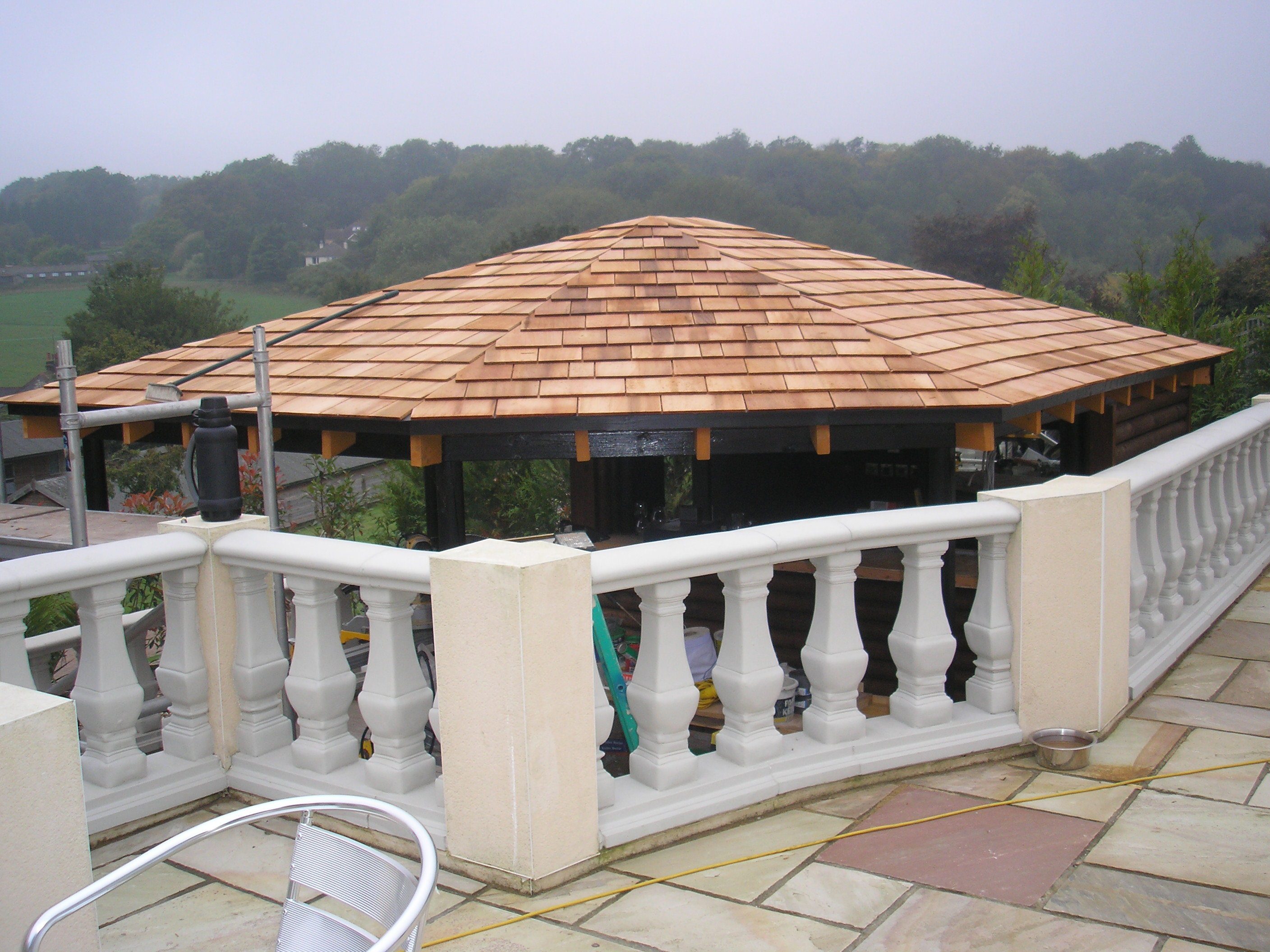 shingle roof works 009