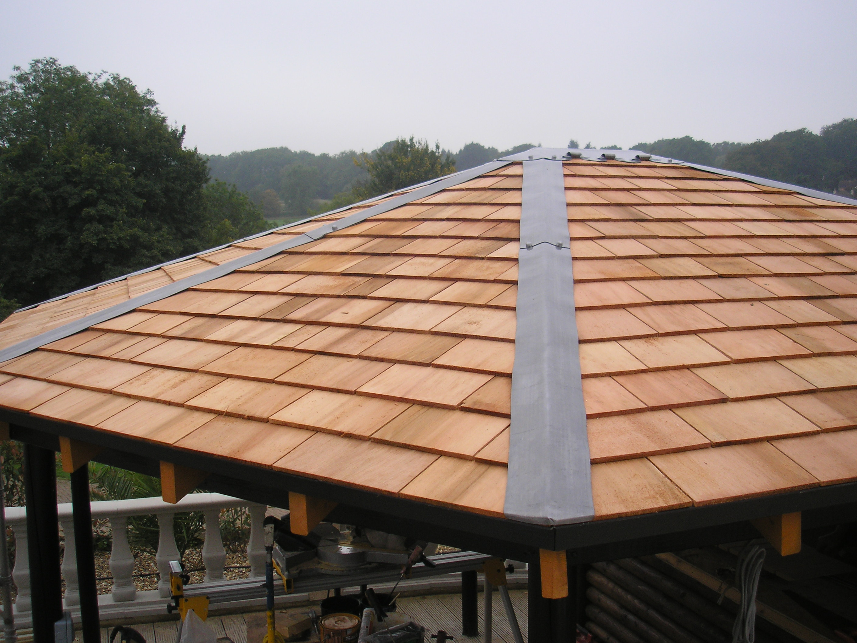 shingle roof works 011